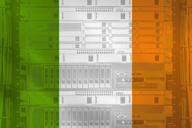 irish server