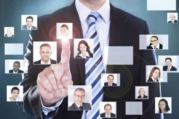 job candidate selection thinkstock