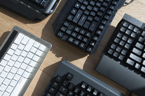 Mechanical keyboard roundup: How RGB lighting, software and keys can
