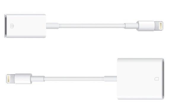lightning adapters
