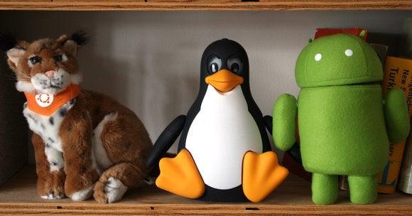 linux android ubuntu