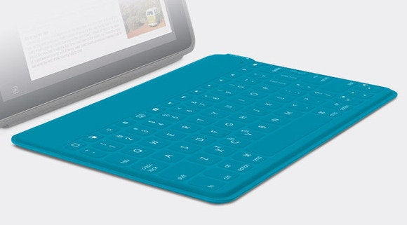 logitech keys to go ipad