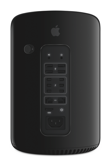 Mac Pro (rear)