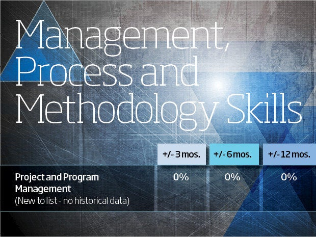 management processes and methodologies skills 2015