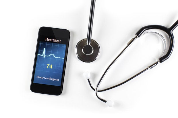 mobile health thinkstock