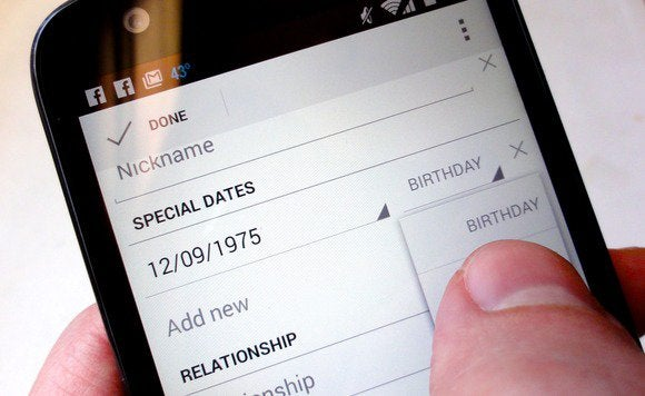 mobile contact tips birthdays anniversaries 1