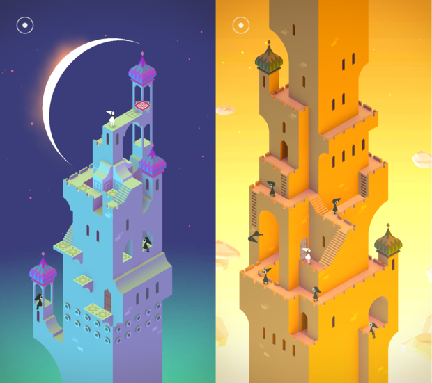 monumentvalley artdesign