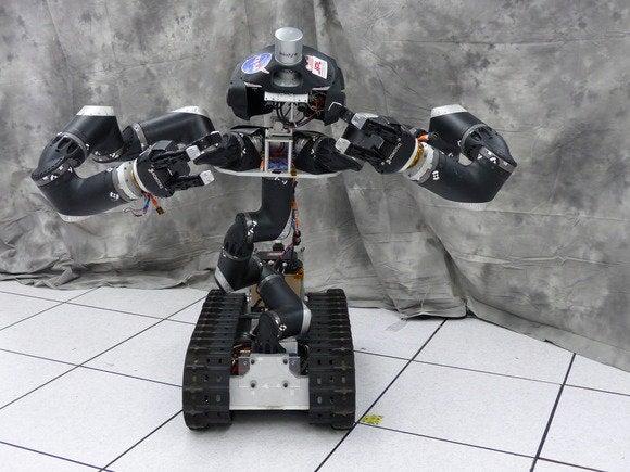 nasa dextrous robot
