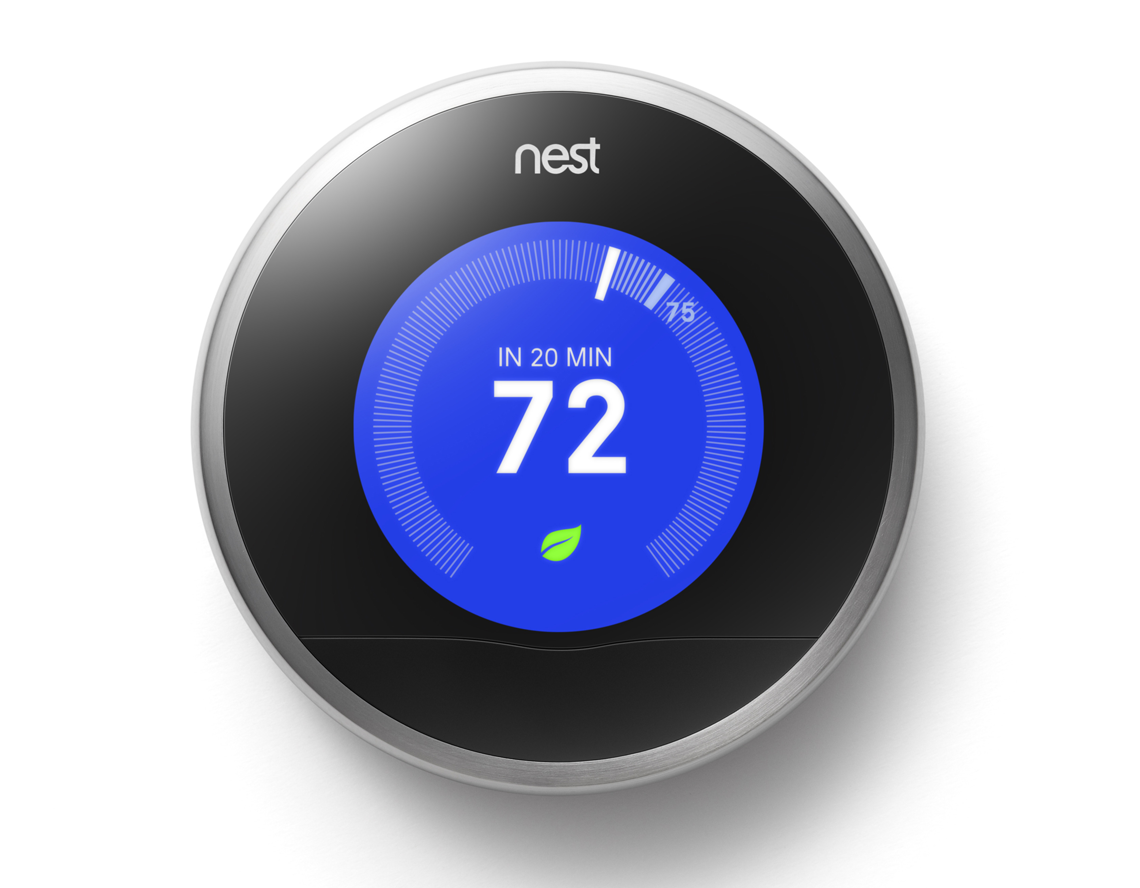 How to keep your connected home safe 7 security steps you - Thermostat connecte nest ...