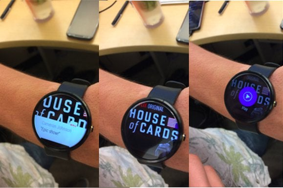 netflix android wear primary