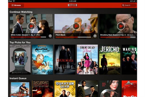Netflix stops insisting it will never support offline videos | TechHive