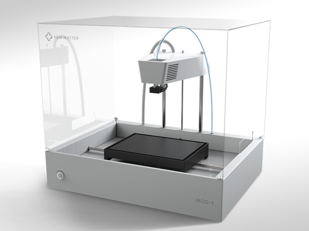 new matter mod t 3d printer