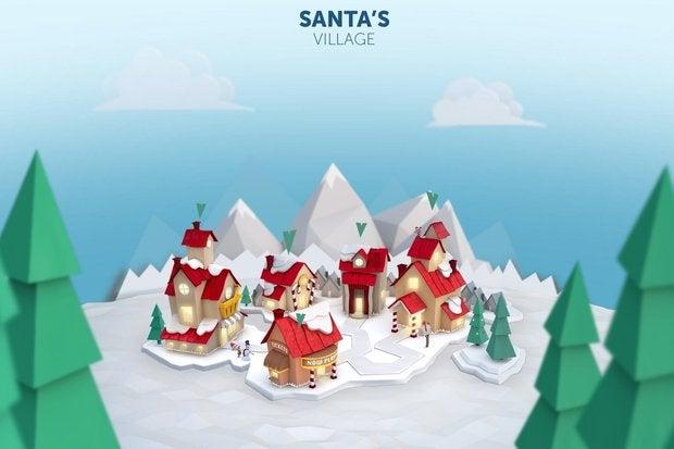 NORAD's Santa tracker