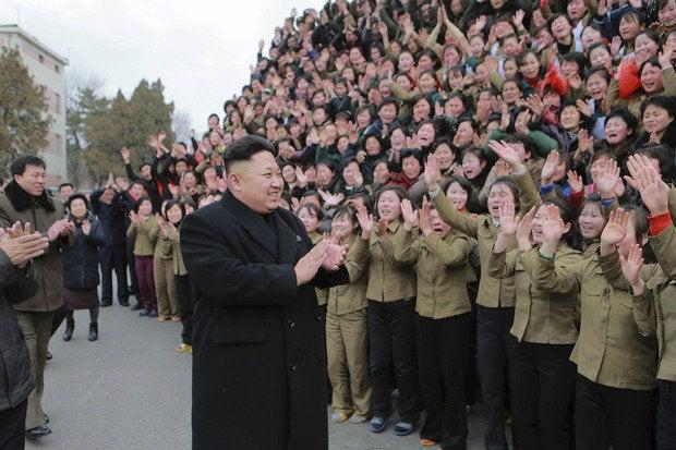 north korea kim jung un