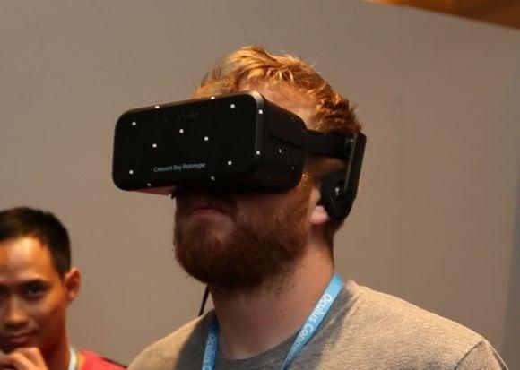 oculus crescent bay prototype