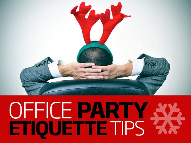 office party etiquette title