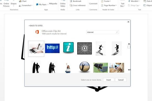 Microsoft Office kills Clip Art, replaces it with Bing | PCWorld