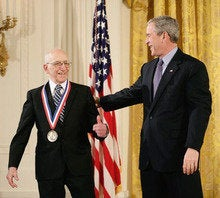 Ralph Baer, George W. Bush, video games
