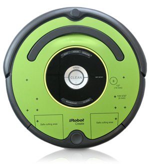 roomba create 2 just the robot