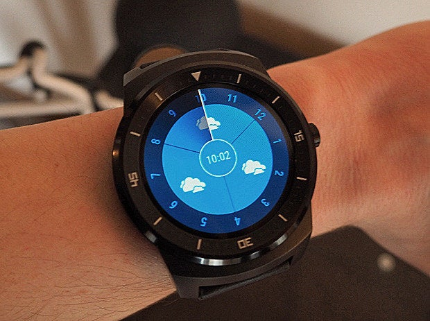 Runway Face Android Wear