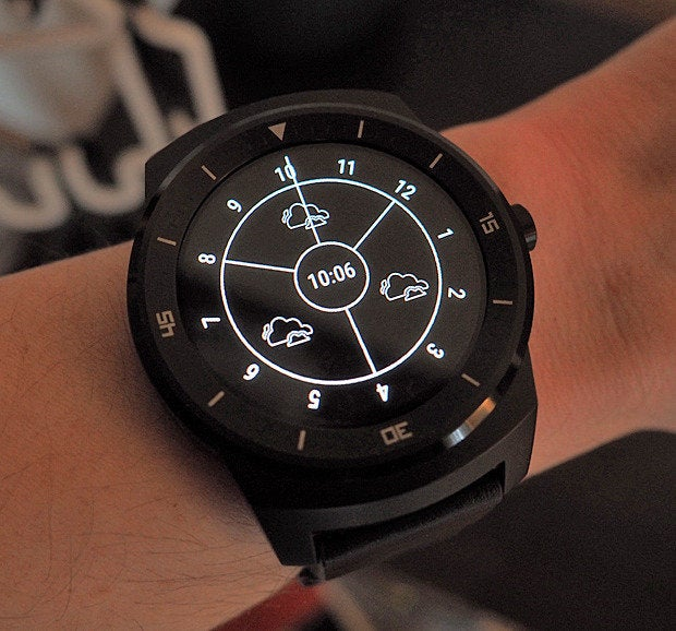 Runway Face Android Wear (Dim)