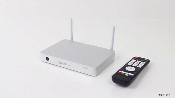 satechi smart box remote