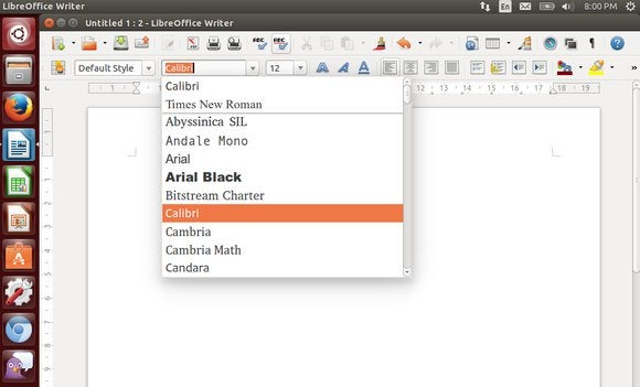 How to install Microsoft fonts in Linux office suites | PCWorld