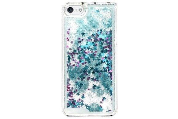 shopjeen glitterwaterfall iphone