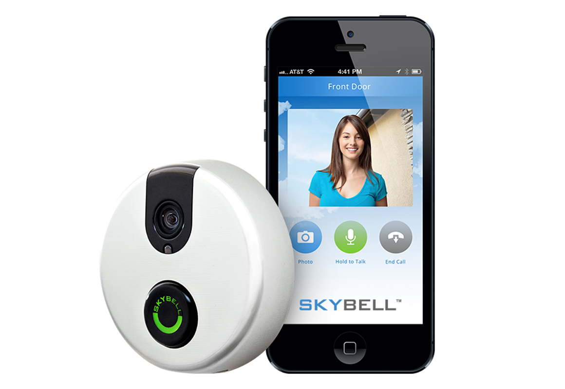 Skybell 2 0 Packs A Security Camera Inside A Doorbell