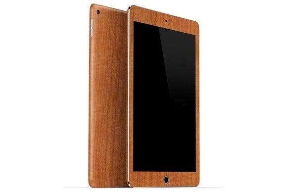 slickwraps wood ipad