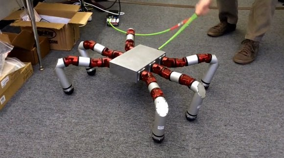 snake monster robot carnegie mellon university