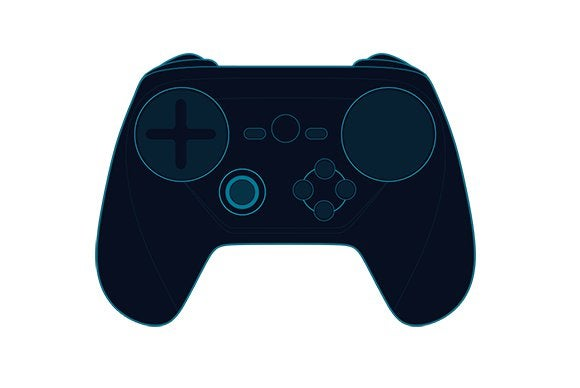 Steam Controller - December 2014