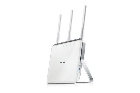 TP-Link Archer C8 Wi-Fi router