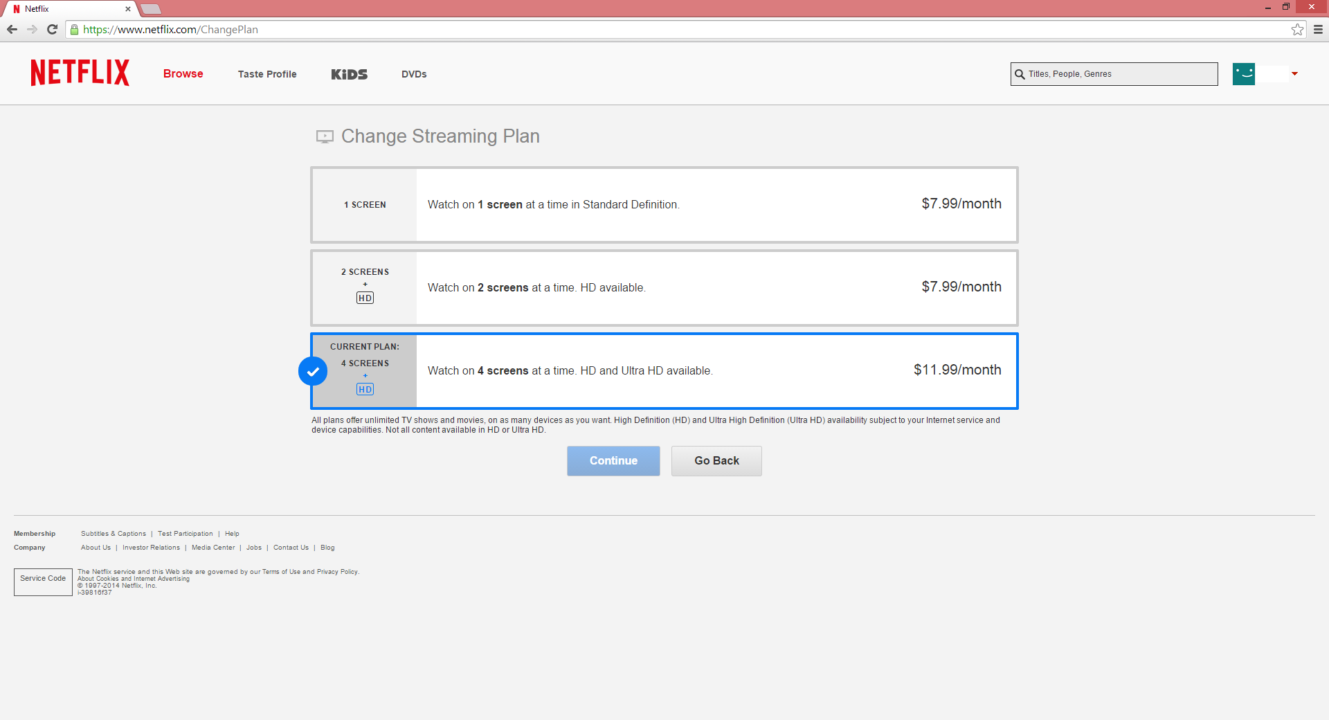 how to add a netlfix account on a mac