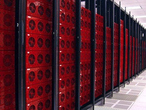 Backblaze Storage Pods in Data Center