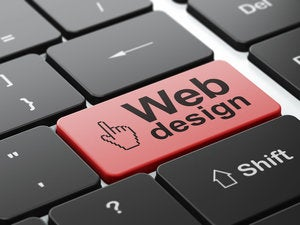 web design thinkstock