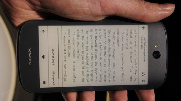 YotaPhone 2 hands-on: This dual-screen phone is downright ...