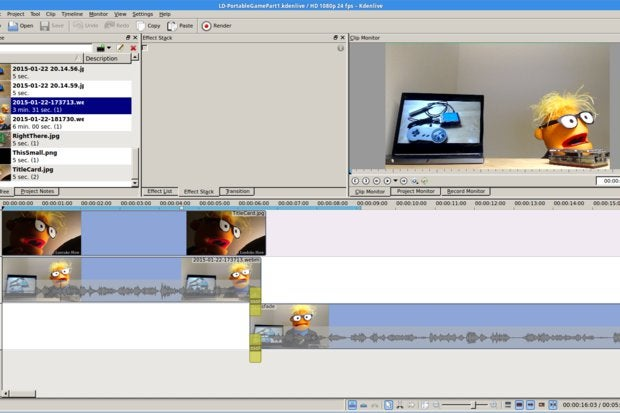 Review: Kdenlive, the Linux video editor I want to use