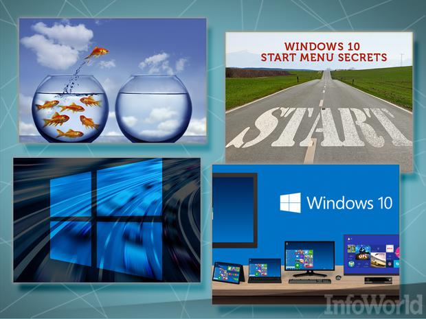 More Windows 10 coverage at InfoWorld