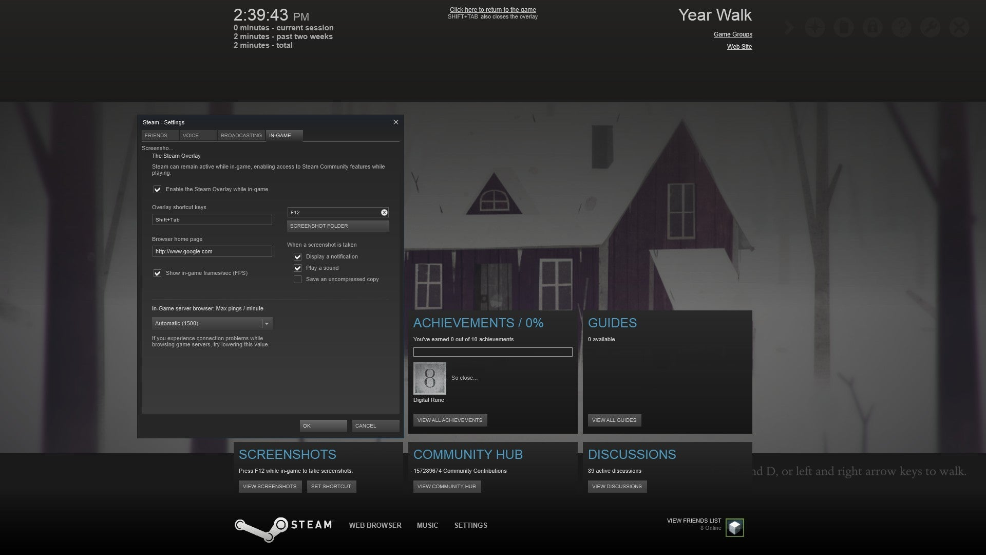 Valve adds built-in frame rate counter to Steam client (finally ...