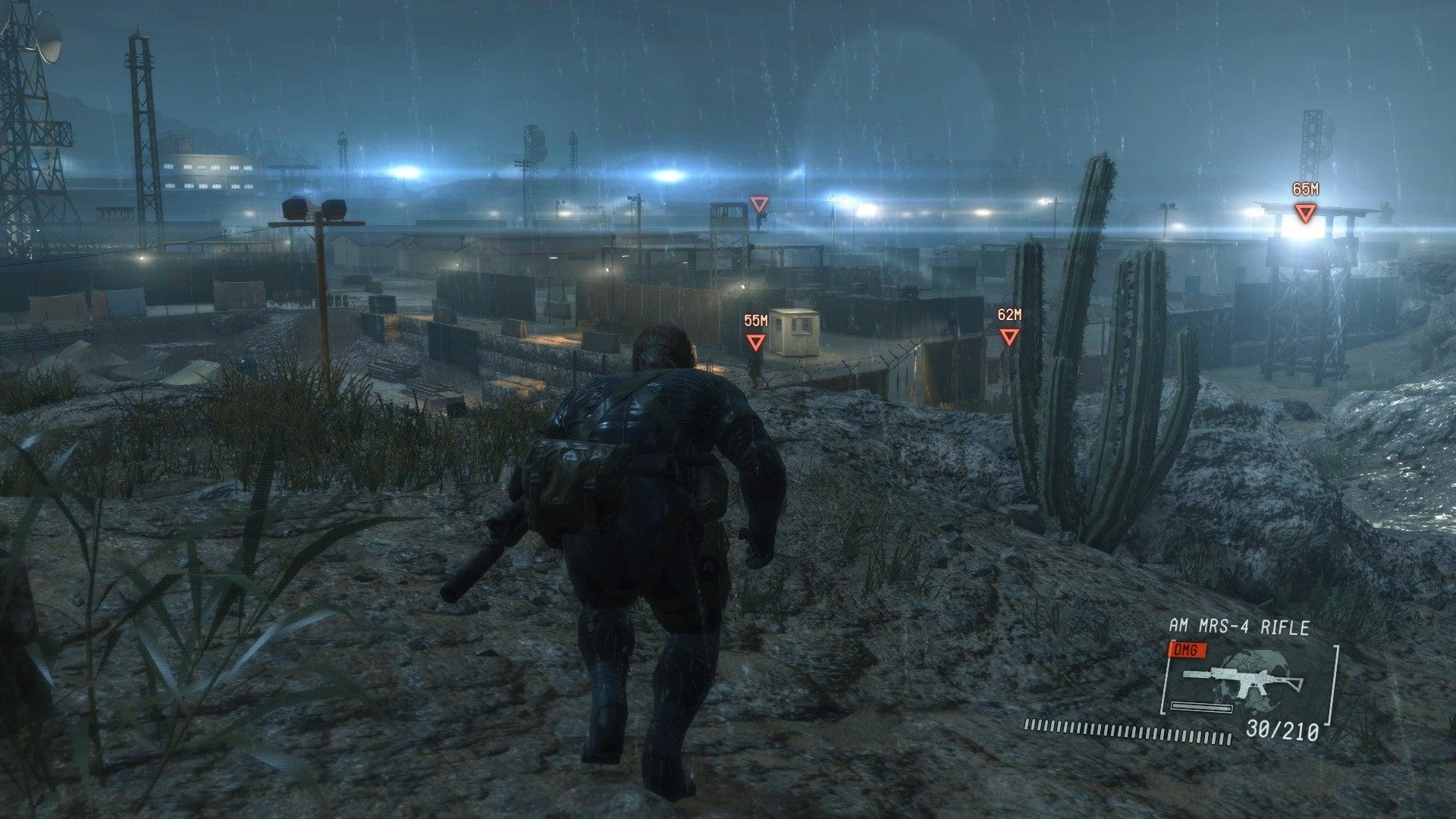 Resultado de imagen para Metal Gear Solid V: Ground Zeroes