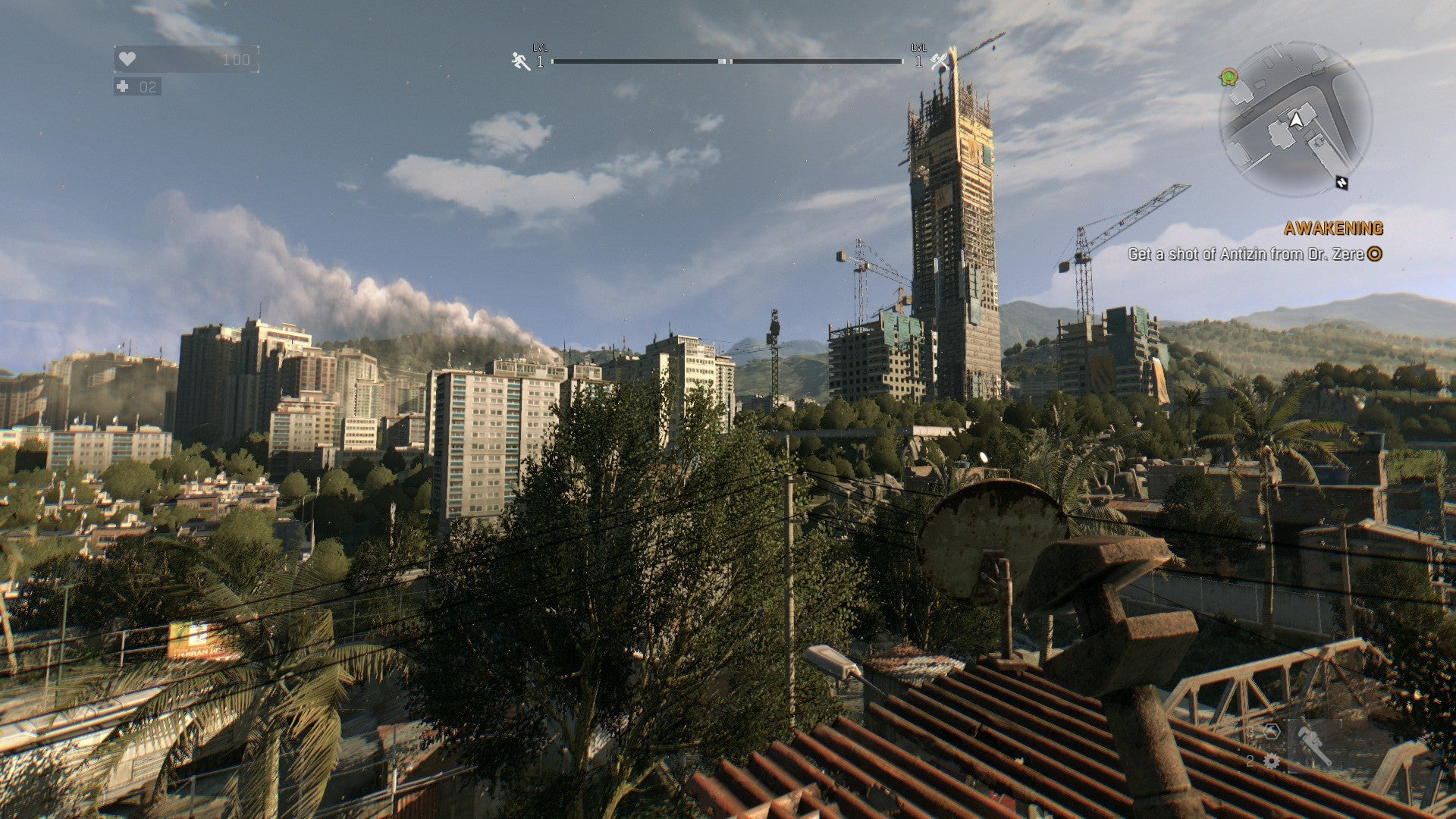 Dying Light Review Impressions Fresh Zombies Coming In Hot