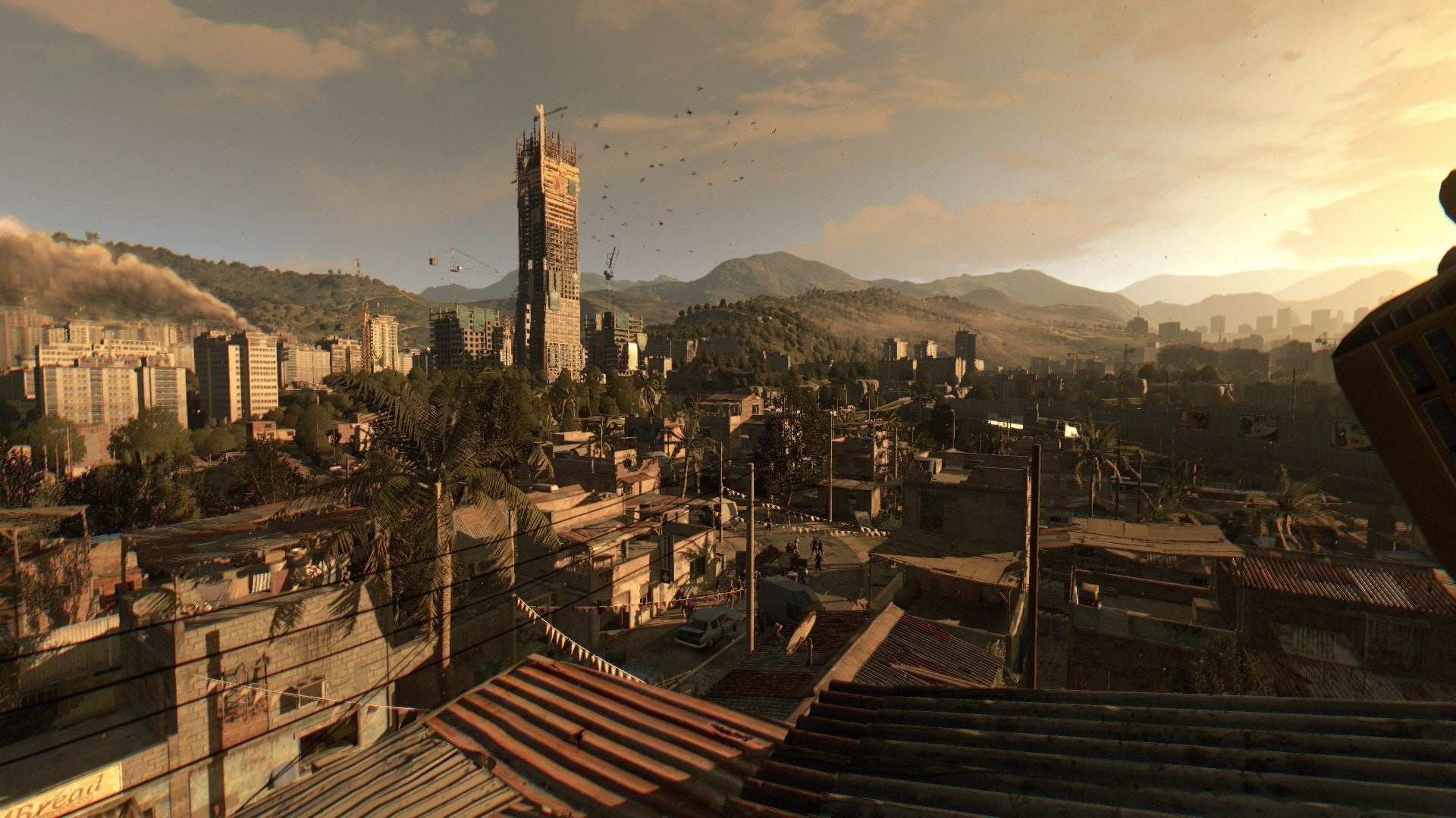 Dying Light Review Impressions Fresh Zombies Coming In Hot Pcworld