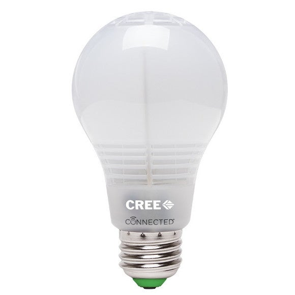 Cree LED connected light bulb