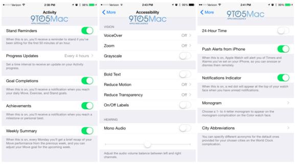 9to5mac companion app apple watch