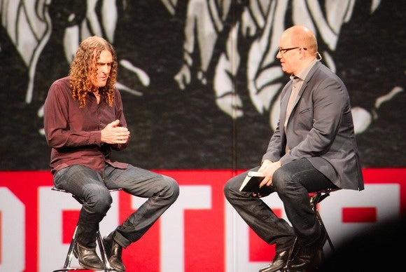 adobe max 2014 weird al interview
