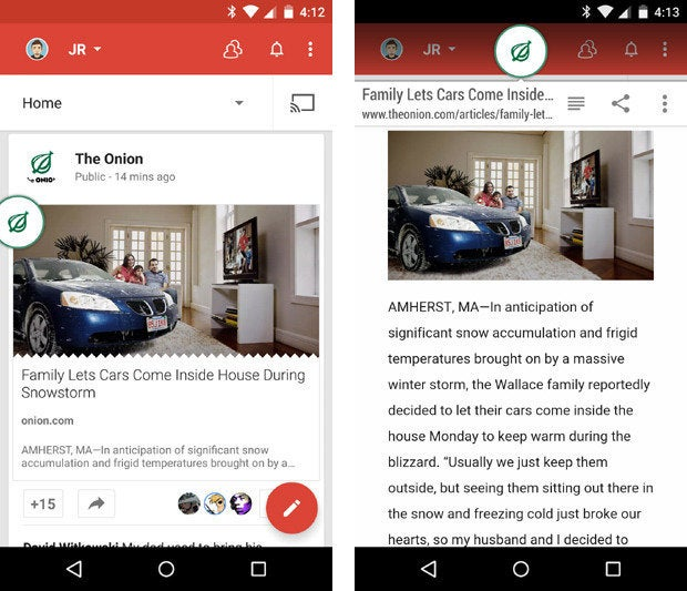 Android Essential Apps: Link Bubble