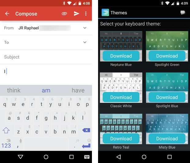Android Essential Apps: SwiftKey