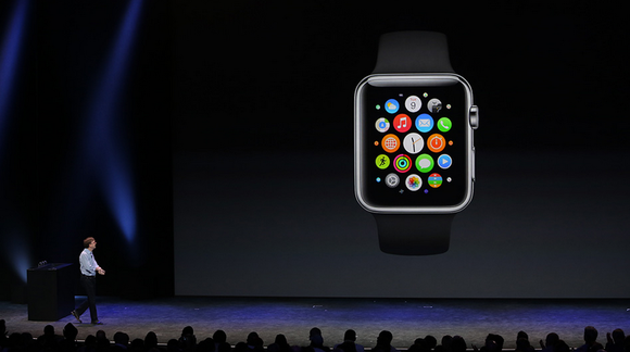 apple watch keynote