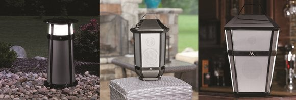 AR outdoor speakers